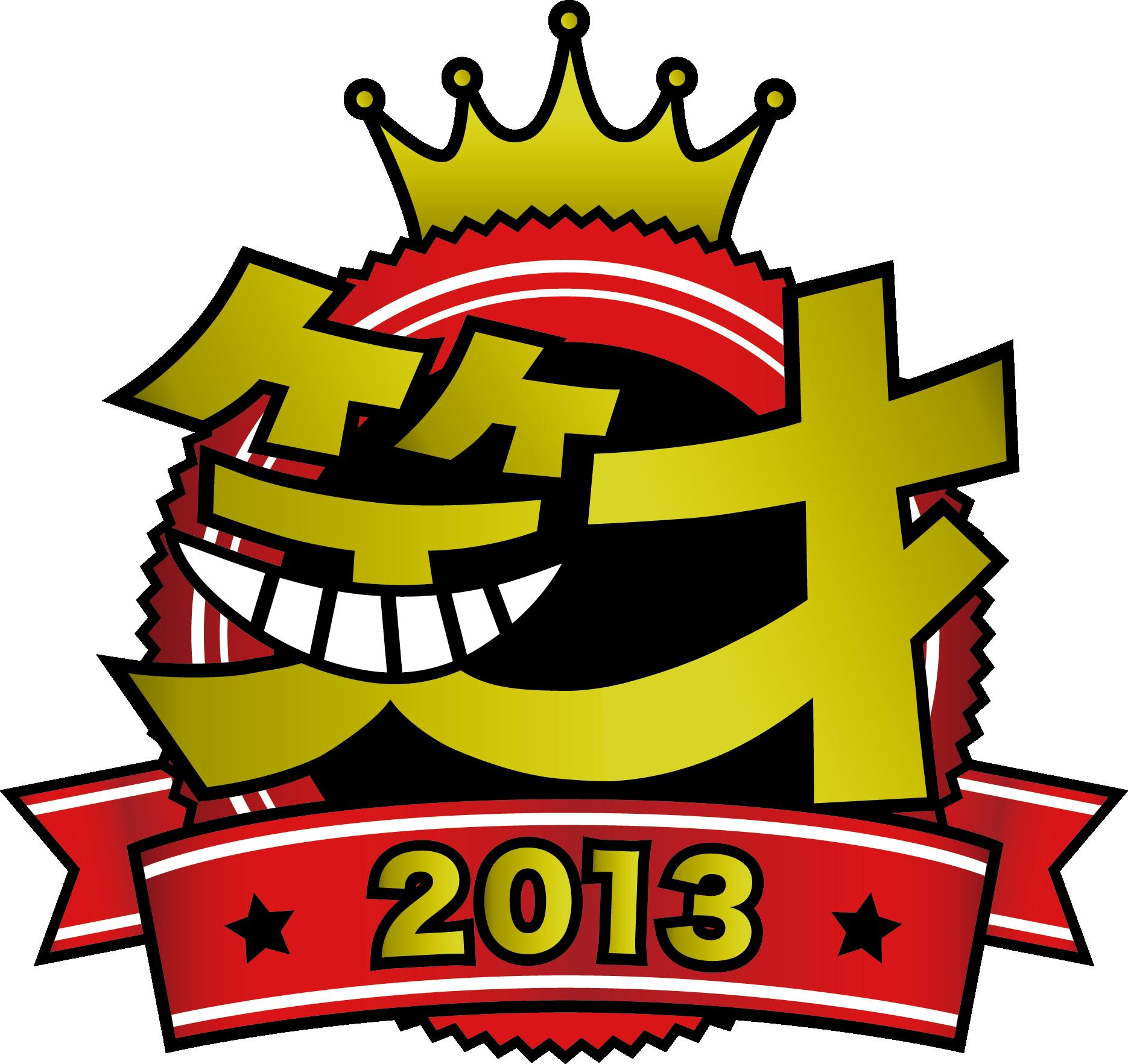 笑才2013 ロゴ